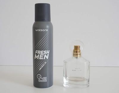Watsons Fresh Deodorant, Avon Viva La Vita Parfüm