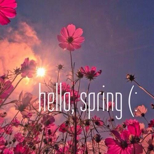 Hello, spring (: