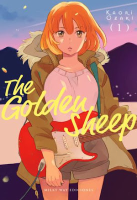 Manga: Review de The Golden Sheep Vol.1 de Kaori Ozaki - Milky Way Ediciones
