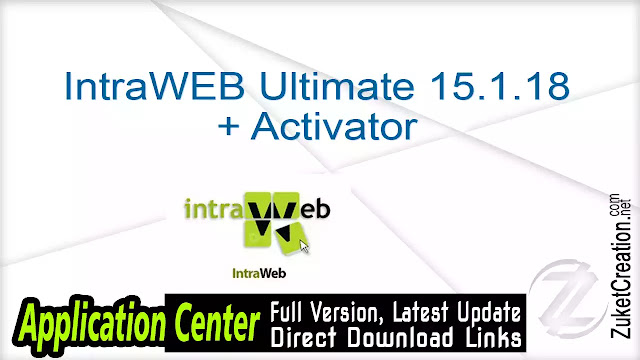 IntraWEB Ultimate 15.1.18 + Activator