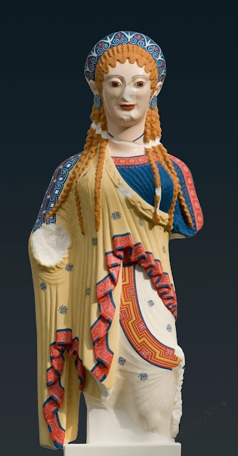 'Gods in Color: Polychromy in the Ancient World' at The Fine Arts Museums of San Francisco