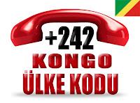 +242 Kongo Cumhuriyeti ülke telefon kodu