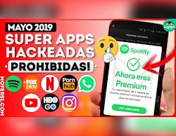 Top 10 Aplicaciones PREMIUM CON TODO ILIMITADO Mas Buscadas Mayo 2019  Mejores apps android