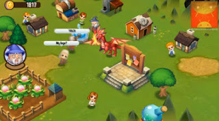 game petualangan perang seru android adventure town