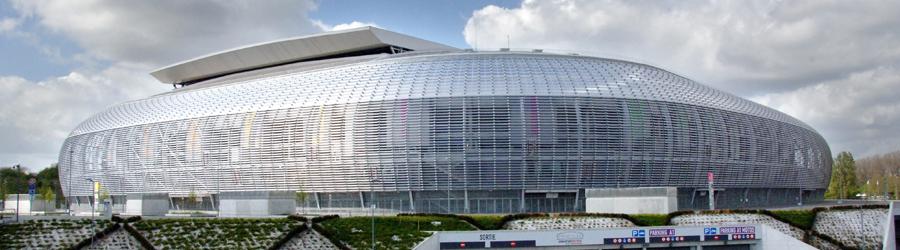 presentazione stadio lille euro 2016