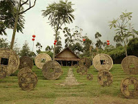 Fun Vacation to Lembang Bambu Village