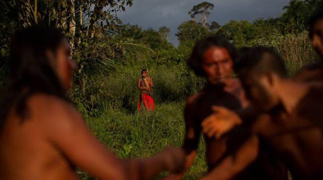 Índios denunciam invasão de garimpeiros e assassinato de Cacique no Amapá