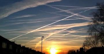 O maior perigo está sobre nosso céu: Chemtrails, geoengenharia climática e HAARP, o maio crime de todos os tempos