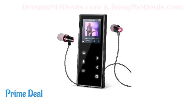 Bluetooth MP3 Player 50% off