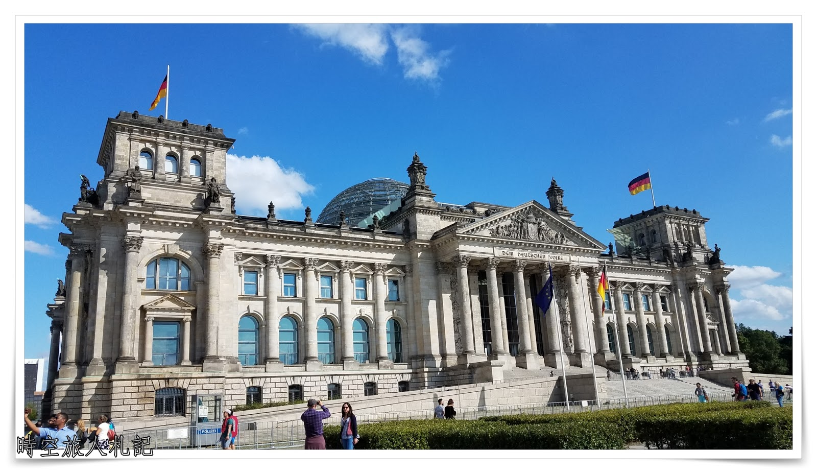 柏林景點(Part 2): 御林廣場、布蘭登堡門、國會大廈、勝利紀念柱