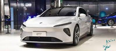 سيارة نيو NIO اي تي 7 ET7
