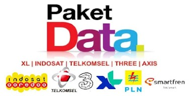 Pulsa Paket Data Internet Termurah