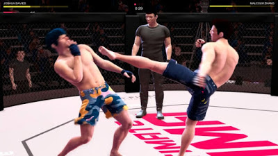 Ultimate MMA Free Download