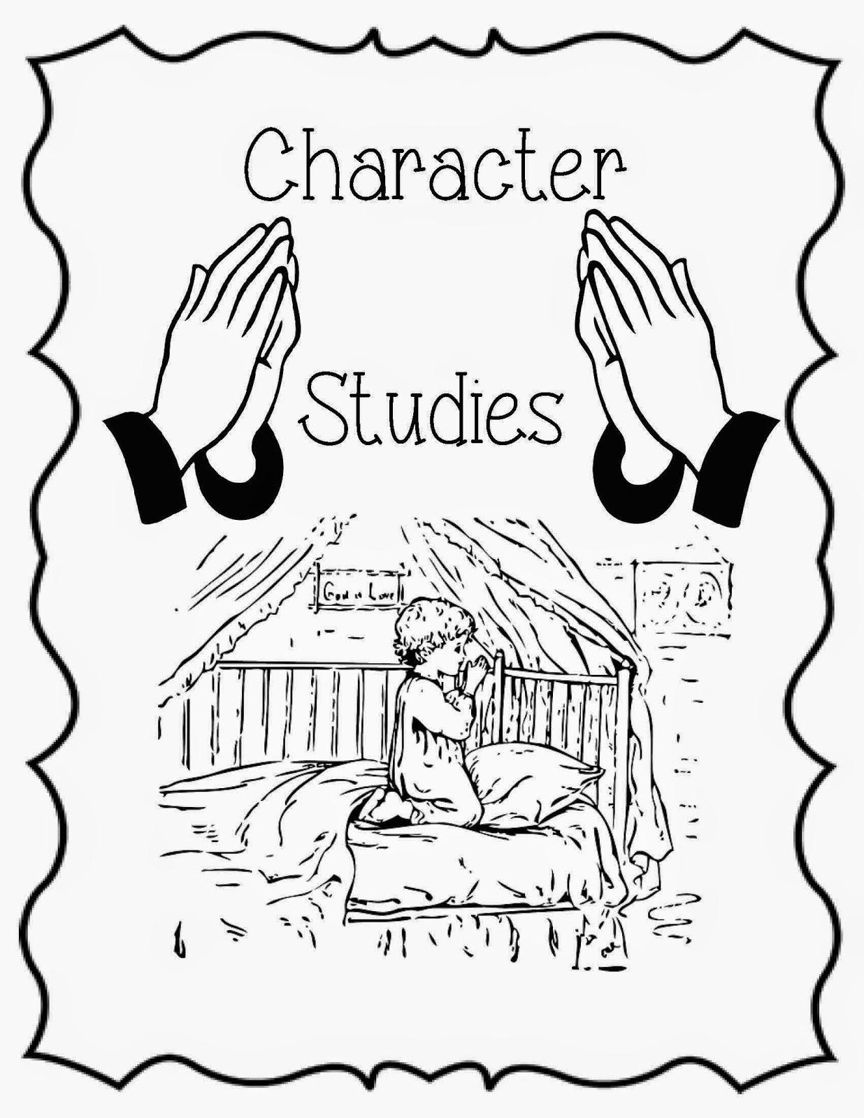 The Hermit Crabs Homeschool: Character Studies: Old Testament