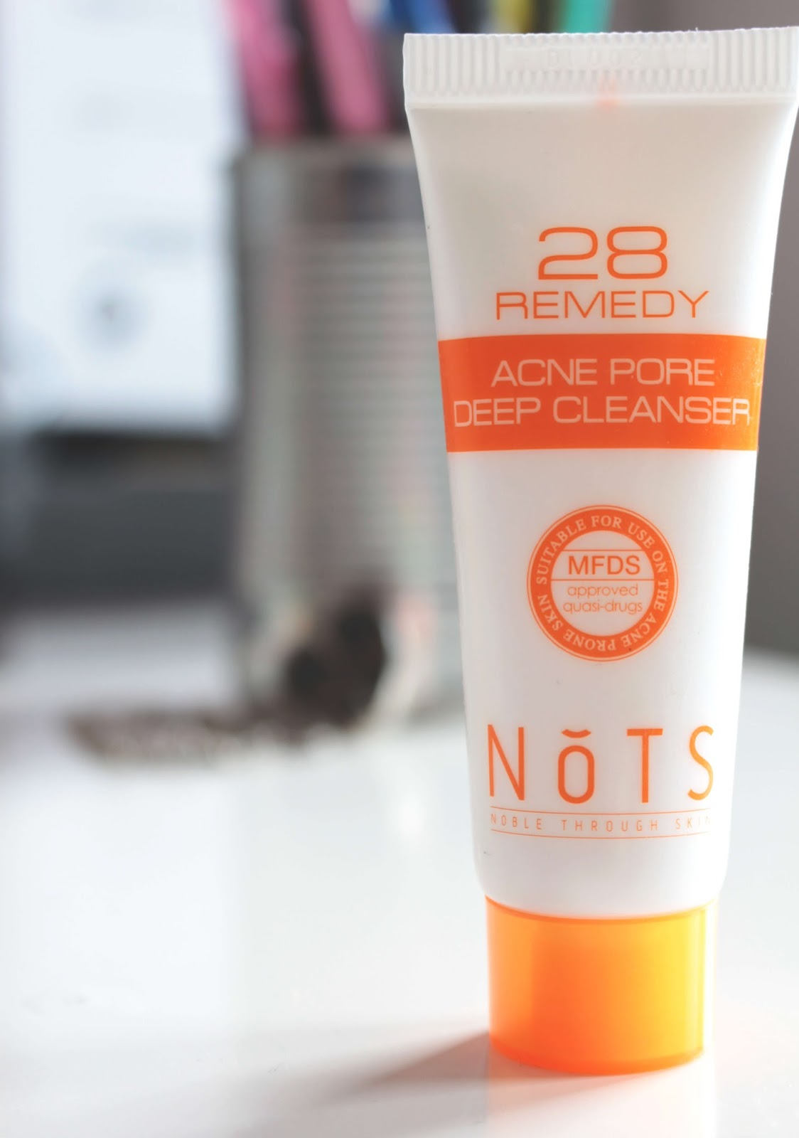 NoTS 28 Remedy Deep Cleanser review