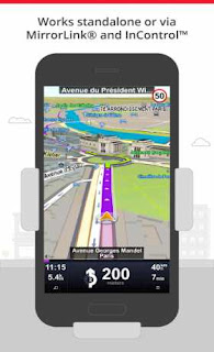 Sygic Car Navigation Apk+Data+Map Cracked Download