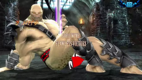 Super Punch: Mortal Kombat modded to give Goro the ladies