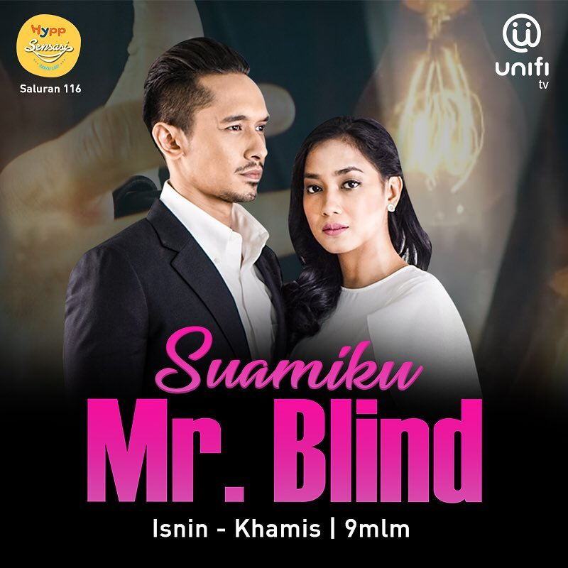 Suamiku Mr Blind