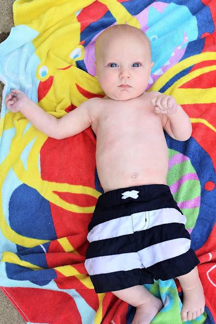 20 Week Old Baby