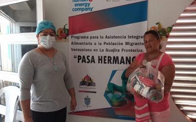 """https://www.notasrosas.com/ Banco de Alimentos de La Guajira implementa estrategia """"Solidaridad sin Fronteras: PASA Hermano"""""""