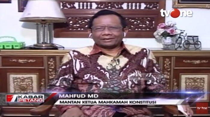 Mahfud MD Radikal
