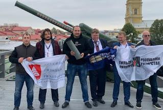 Депутат Сергей Вострецов Петропавловская крепость
