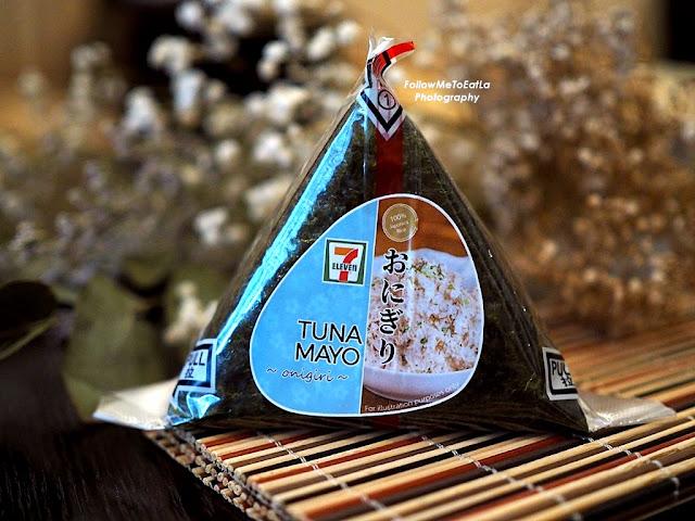 Tuna Mayo Onigiri  RM 3.70