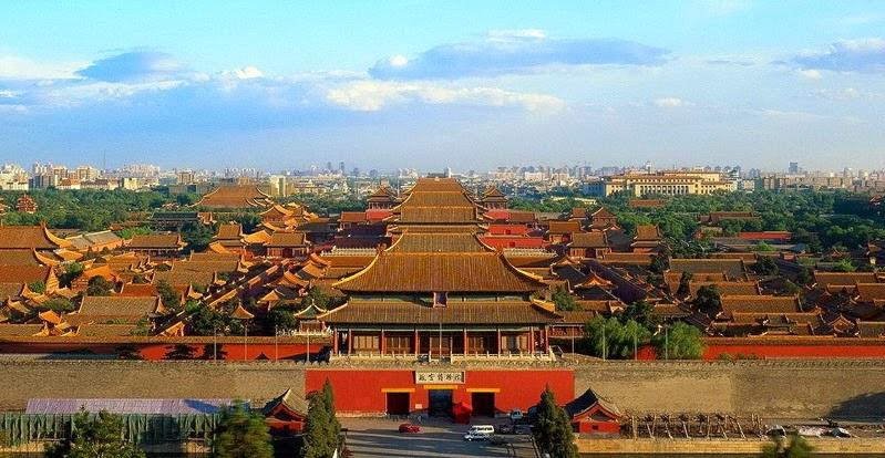 Forbidden City Salah Satu Tempat Wisata di China yang Populer