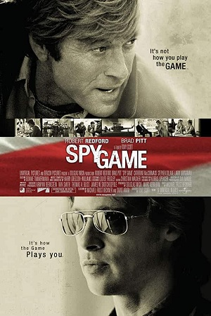 Spy Game (2001) 750MB Hindi Dual Audio 720p BluRay
