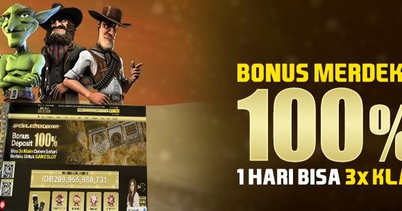 Bonus new member hingga 200%: Agen Game menerima deposit