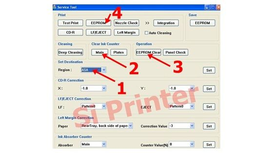 Atasi Cepat Printer Canon iP2770 Error 5B00