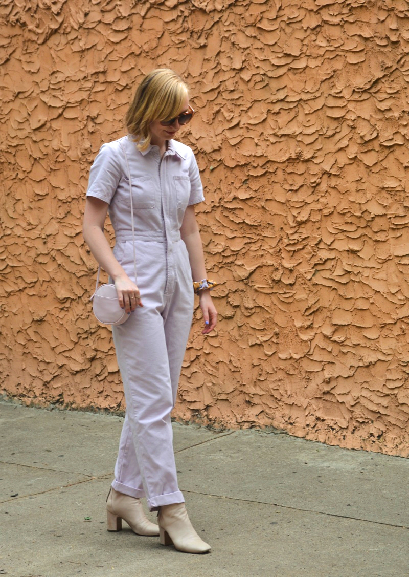 Pastel Coveralls | Organized Mess
