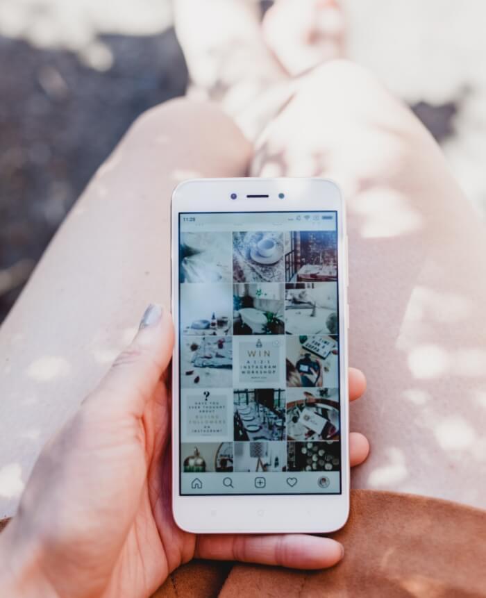 mes outils et applis pour instagram