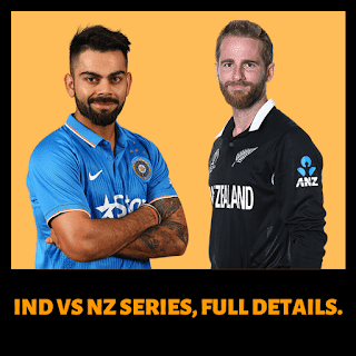 India Vs New Zealand Series 2020 Full Schedule, Squad, Time Table, Player List, Timings, Live Streaming Details.