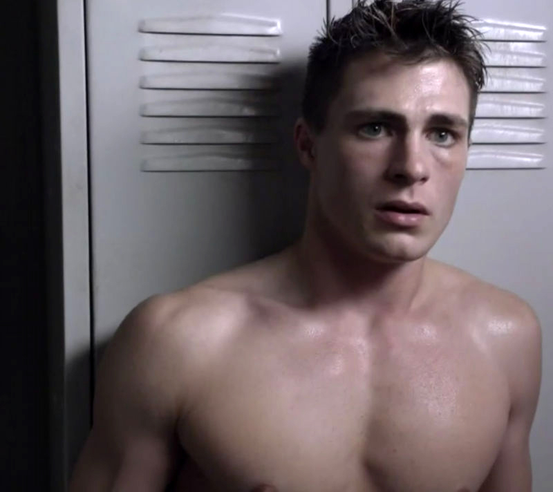 Welcome To The World Of Simon Lover!: Colton Haynes - Sexy ... - photo#9