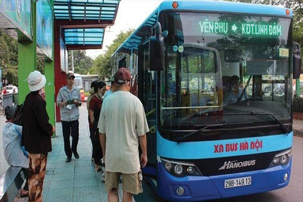Vé xe buýt miễn phí cho người khuyết tật và chấn thương cột sống.