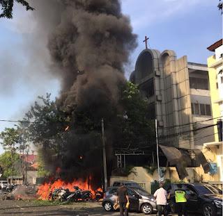 Mengapa Gereja Di BOM?