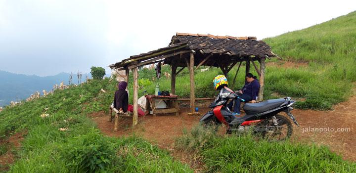 wisata bukit cicalengka