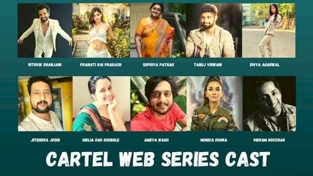Cartel Full Web Series