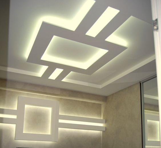 Modern Interior Decoration Living Rooms Ceiling Designs: POP False Ceiling Designs: Latest 100 Living Room Ceiling