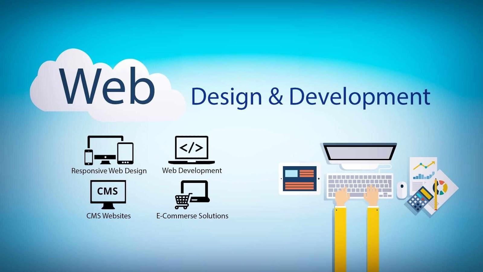 تعلم تطوير الويب Web Development بداية ممتازة لك