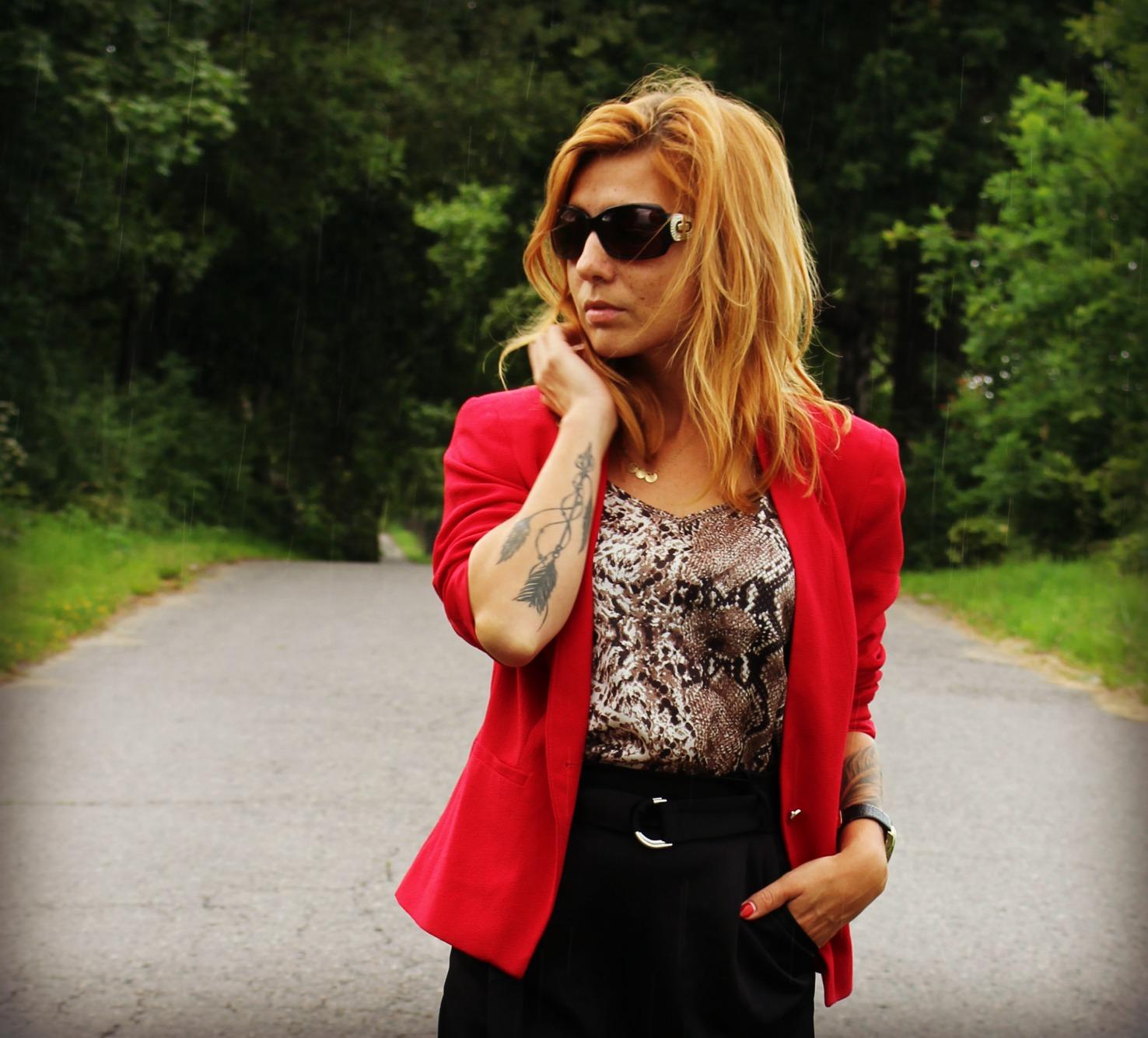 Monika Balsam Sztumska Wieś - Sztum - Moda blog - SheIn pants