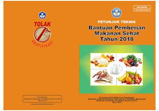 Download Buku Pedoman Petunjuk Teknis (Juknis) Bantuan Pemberian Makanan Sehat Tahun 2018-Program PAUD