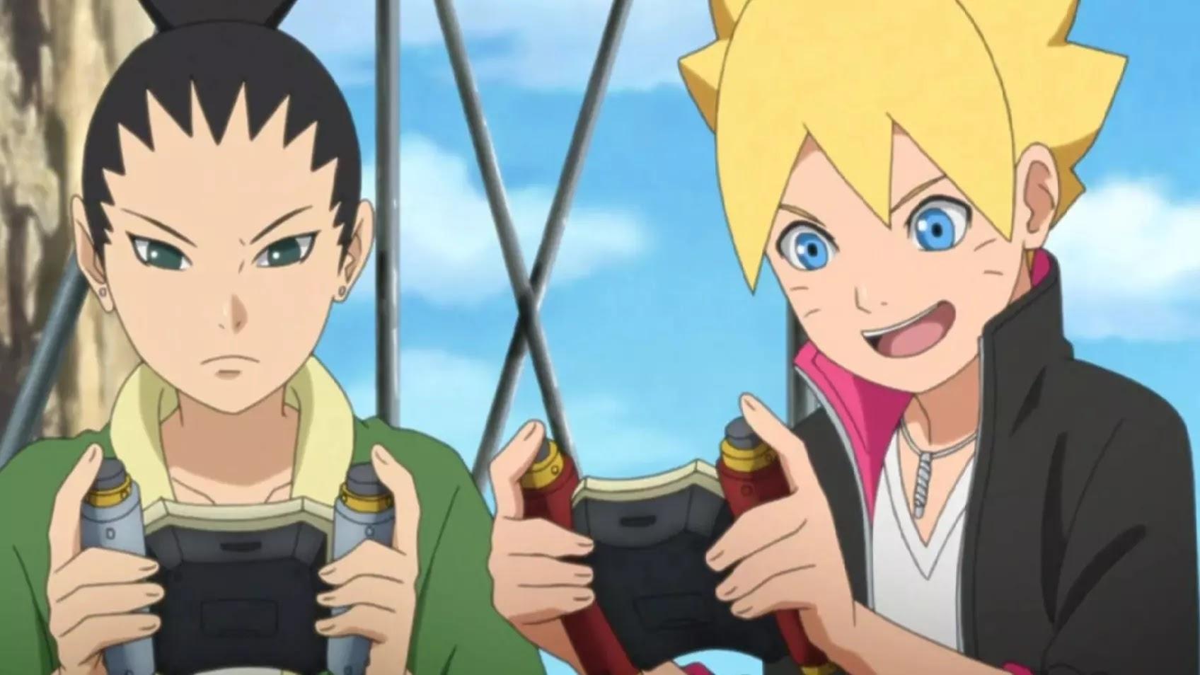 7 Fakta Shikadai Nara, Anak Tunggal Shikamaru dan Temari di Boruto