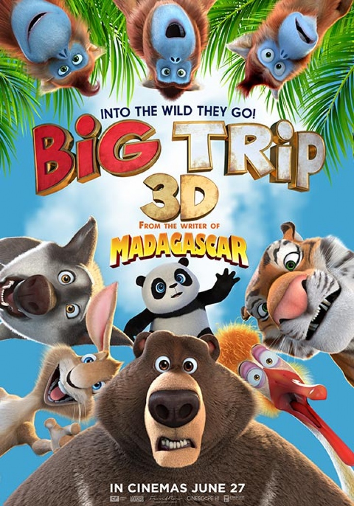 Download Film The Big Trip (2019) Full Movie Indonesia