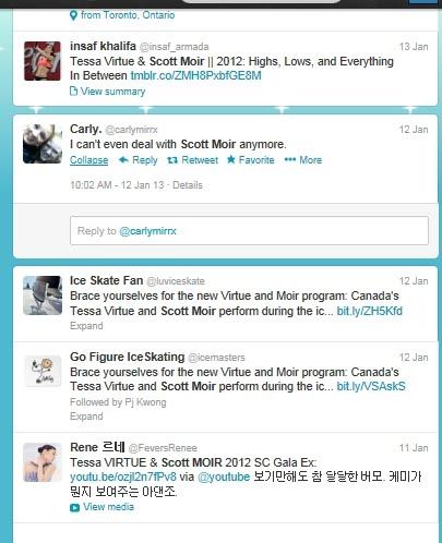 Jessica Dube Loves Scott Moir: ice network com, icedance com
