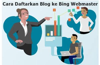 Cara Daftarkan Blog ke Bing Webmaster