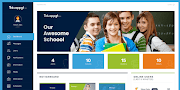 Professional School Management System Using PHP & Bootstrap - Download Now