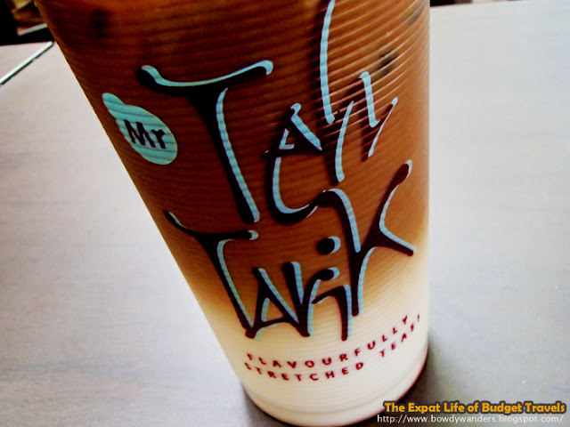 bowdywanders.com Singapore Travel Blog Philippines Photo :: Singapore :: Mr Teh Tarik Cartel, Raffles