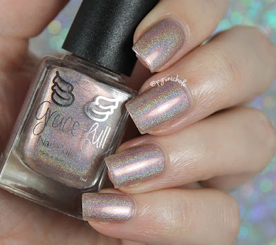 Grace-Full Nail Polish 4am Latte | Delicate Neutrals